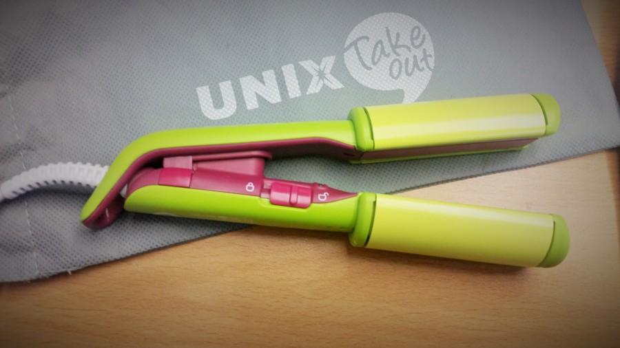 "Unix ""Takeout"" Mini Multi Hair Iron   Dryer for Travel   Emergency ... 84d9f67456"